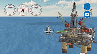 Helicopter Adventures软件截图2