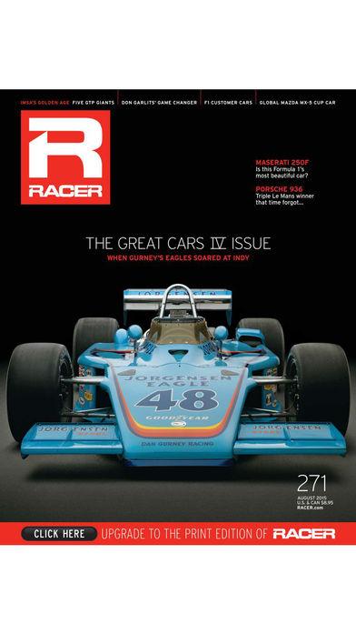 RACER Magazine软件截图0