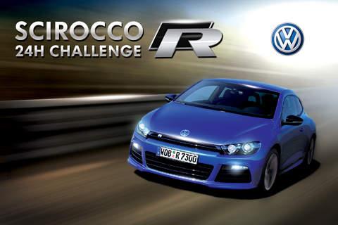 Volkswagen Scirocco R软件截图0