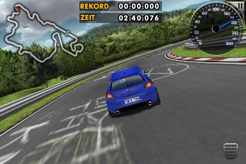 Volkswagen Scirocco R软件截图1
