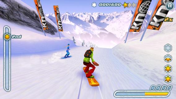 Snowboard Hero软件截图0
