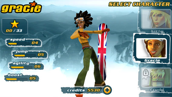 Snowboard Hero软件截图1