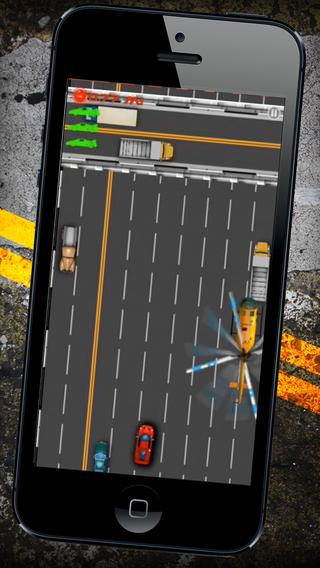 免费赛车游戏软件截图2