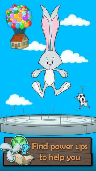 飞行的小兔子软件截图2
