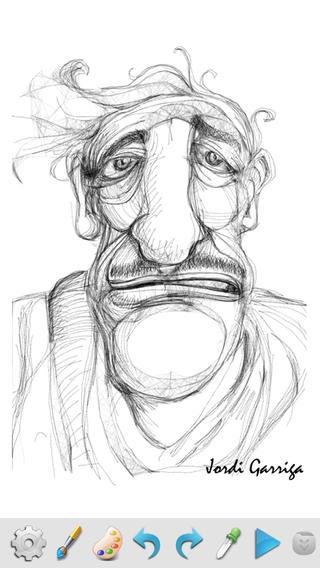素描大师 Sketch Guru软件截图0