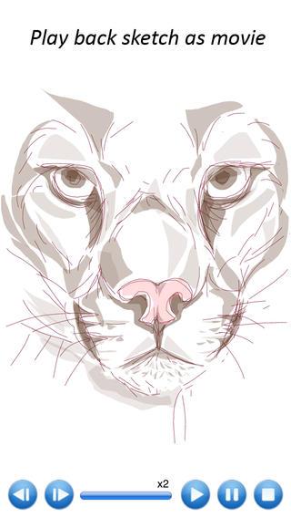 素描大师 Sketch Guru软件截图2