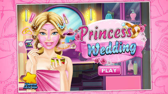 公主婚礼装扮软件截图0