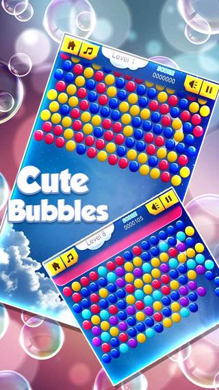 泡泡龙可爱版软件截图1