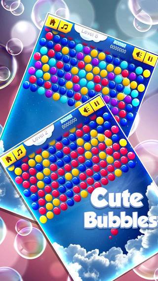 泡泡龙可爱版软件截图2
