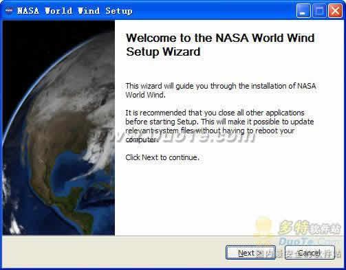 NASA World Wind下载