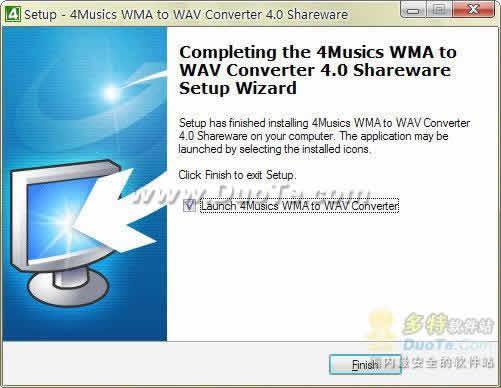 4Musics WMA to WAV Converter下载
