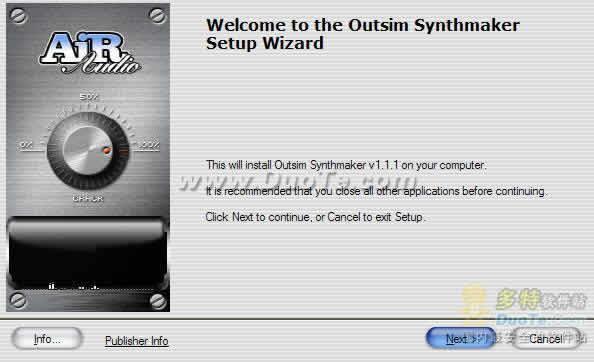 Outsim SynthMaker下载