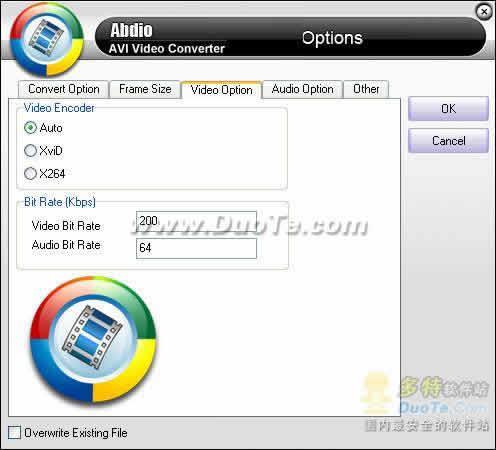 Abdio Avi Video Converter下载