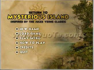 重返神秘岛 for Windows Mobile PC下载