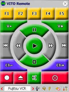 Vito Remote (超级遥控器) for Windows Mobile PPC下载