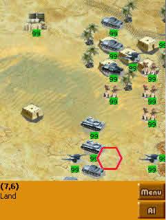 DesertWar for Windows Mobile PPC下载