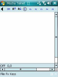 Mocha CE Telnet下载