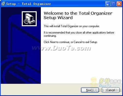 Total Organizer Pro下载