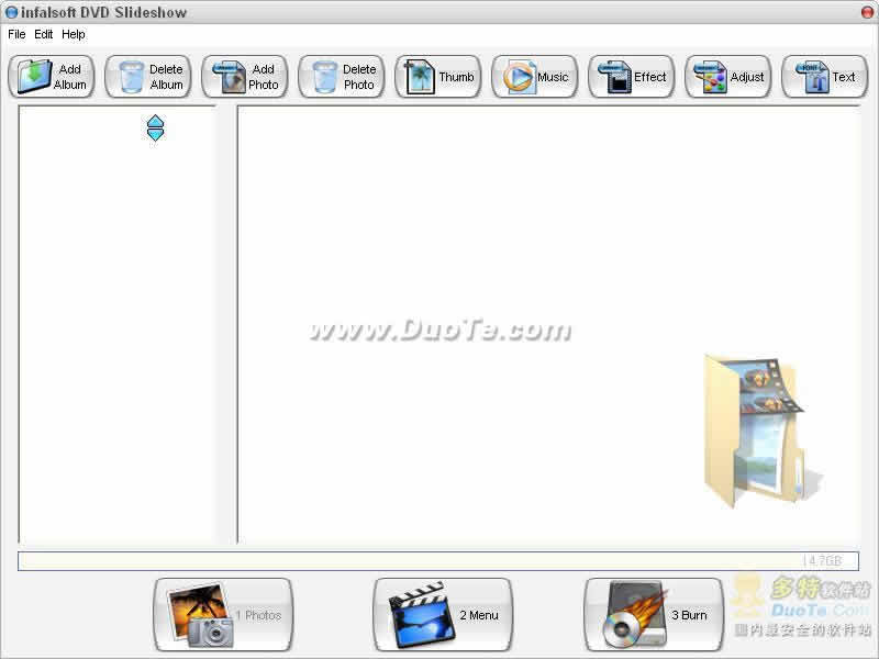 infallsoft DVD Slideshow下载
