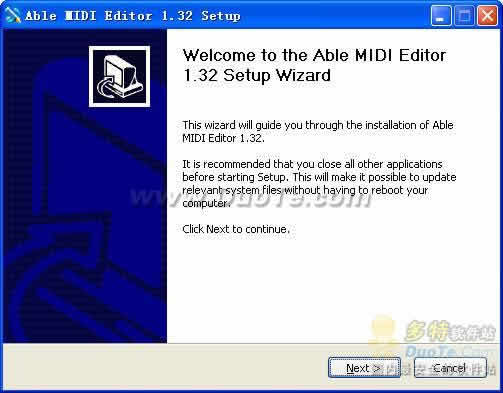 Able MIDI Editor下载