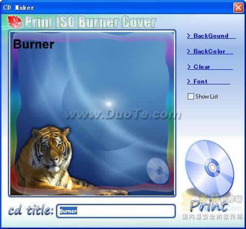 MediaSanta CD Maker下载