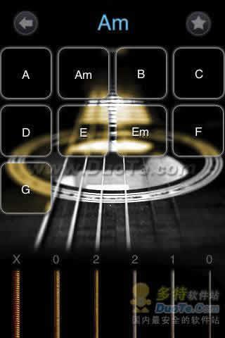 Chord Play 吉他和弦创作工具下载