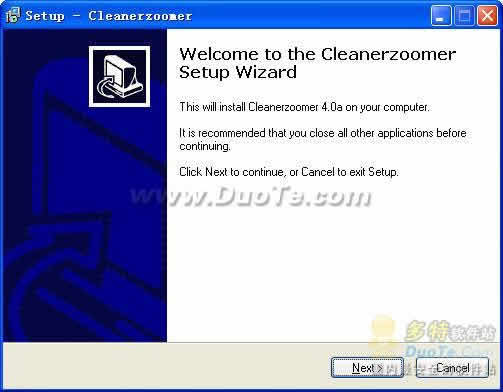 CleanerZoomer Pro下载