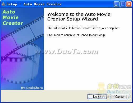 Auto Movie Creator下载