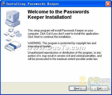Passwords Keeper下载