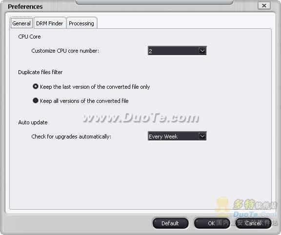 Daniusoft WMA Mp3 converter下载