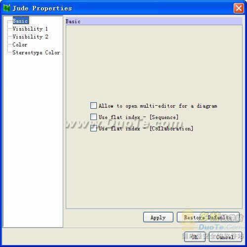 JUDE(Java and UML Developers Environment)下载
