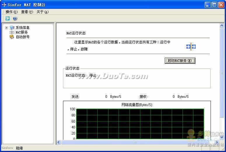 SinforNAT共享上网软件下载