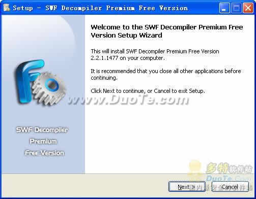 SWF Decompiler Premium Free Version下载