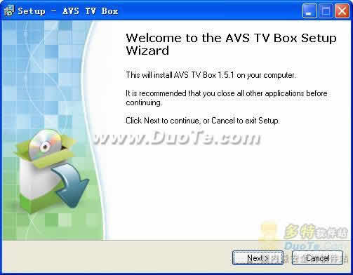 AVS TV Box下载