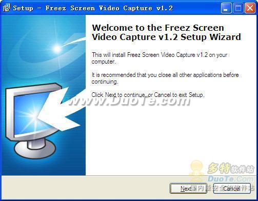 Freez Screen Video Capture下载