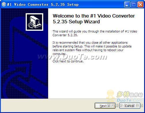 No1 Video Converter下载