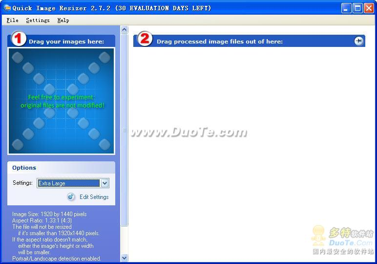 Quick Web Photo Resizer下载
