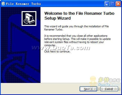 File Renamer Turbo下载