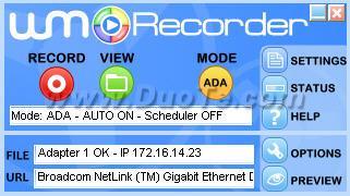 Windows Media Recorder Pro下载