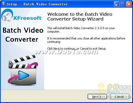 Batch Video Converter下载