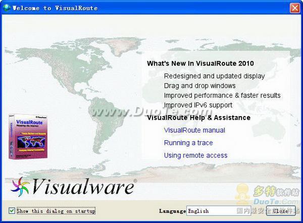 VisualRoute下载