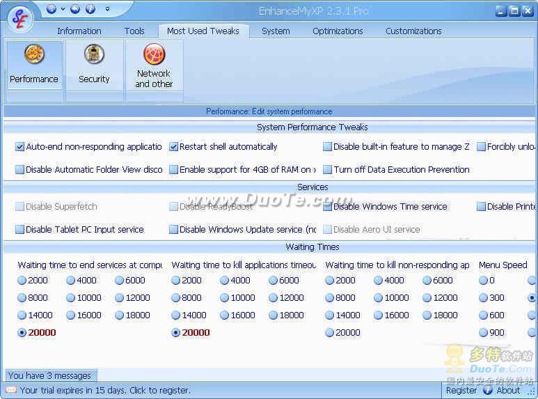 EnhanceMyXP Pro下载