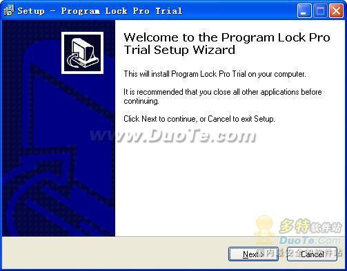 Program Lock Pro下载