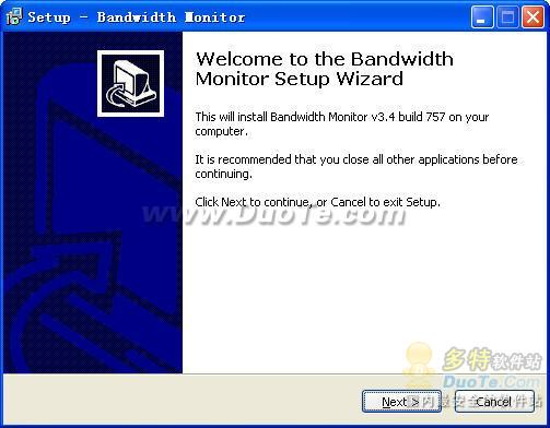 Bandwidth Monitor下载