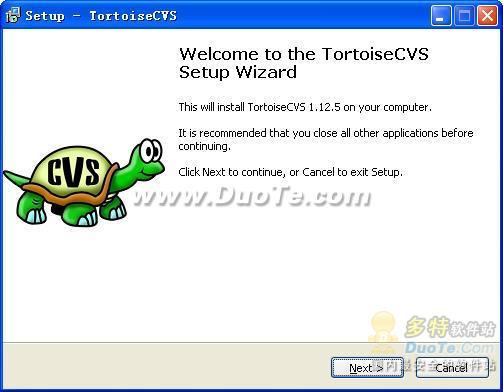 TortoiseCVS下载