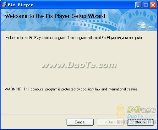 MovieToolbox Fix Player下载
