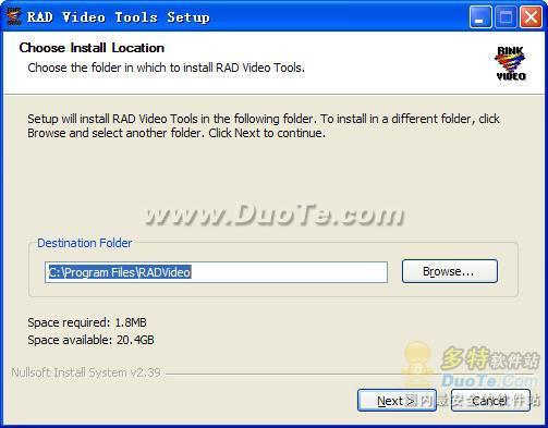RAD Video Tools下载