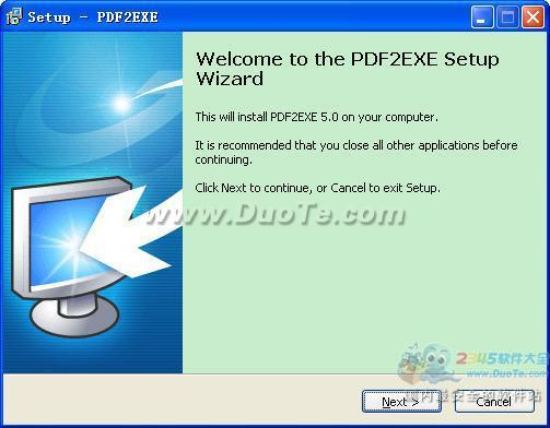 PDF2EXE下载