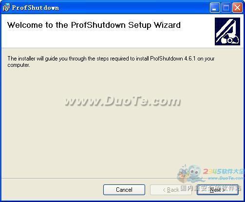 Prof Shutdown下载