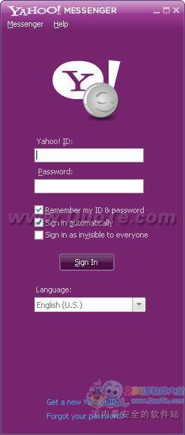 雅虎通(Yahoo! Messenger)下载